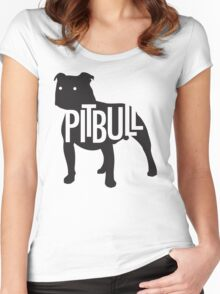 Pit Bull 2 Women's Fitted Scoop T-Shirt