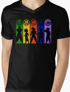 Select your Warrior Mens V-Neck T-Shirt