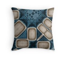 Fuel Injection Throw Pillow