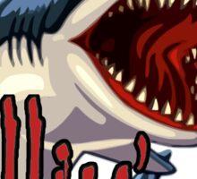 Killin' it SHARK Sticker