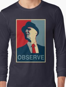 Observe Long Sleeve T-Shirt