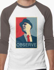 Observe Men's Baseball ¾ T-Shirt