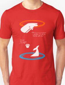 Portal's guide Unisex T-Shirt