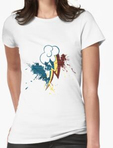 Rainbow Dash Cutie Mark Grain&Splatter T-Shirt