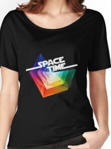 SpaceTime Women's Relaxed Fit T-Shirt