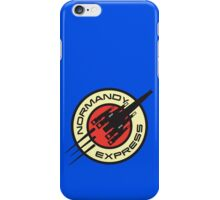 Normandy Express iPhone Case/Skin
