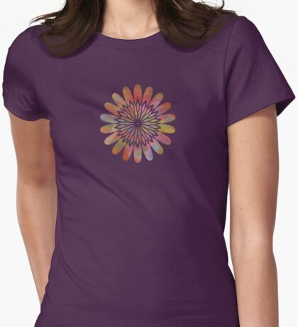 Festivity - JUSTART ©  Womens Fitted T-Shirt