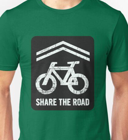 Sharrow the Road - Block Unisex T-Shirt