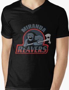 Miranda Reavers Mens V-Neck T-Shirt