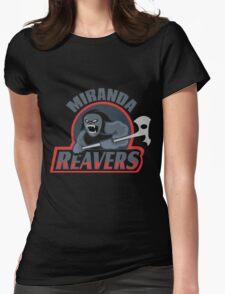 Miranda Reavers Womens Fitted T-Shirt