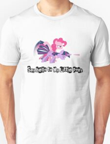 """Say hello to My Little Pony"" Unisex T-Shirt"