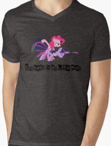 """Say hello to My Little Pony"" Mens V-Neck T-Shirt"