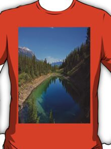 Valley Of The Five Lakes T-Shirt