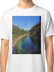 Valley Of The Five Lakes Classic T-Shirt