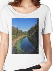 Valley Of The Five Lakes Women's Relaxed Fit T-Shirt