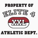 Elite 4 - Athletic Dept by ScottW93
