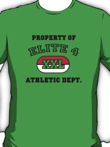 Elite 4 - Athletic Dept T-Shirt