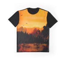 Copper Sky... Graphic T-Shirt