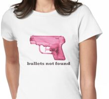 .404 water error Womens Fitted T-Shirt