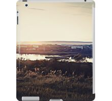 autumn landscape iPad Case/Skin