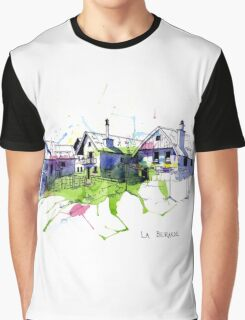 La Berarde, France Graphic T-Shirt