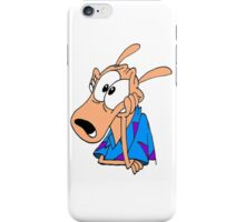 Rocko's modern life iPhone Case/Skin