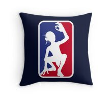 Ring finders League Throw Pillow