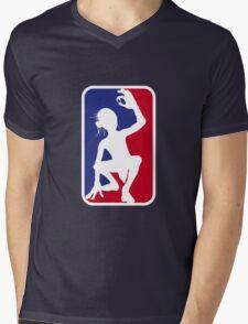 Ring finders League Mens V-Neck T-Shirt
