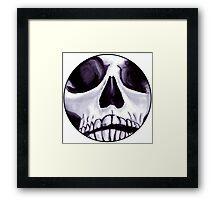 Bones IV Framed Print