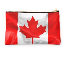 Canadian Flag Studio Pouch