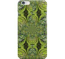 Paris garden I phone 4 iPhone Case/Skin