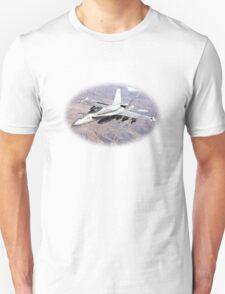 FA-18 Hornet T-Shirt