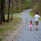Running with Daddy by anchorsofhope