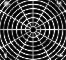 Mystic Circles - ZODIAC House Sticker