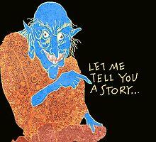 The Demon Storyteller by SusanSanford