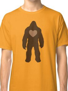 I heart Bigfoot Classic T-Shirt