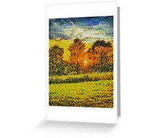 The Gift of Tomorrow Greeting Card