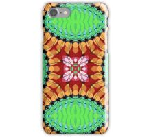 Colorful Mirror Abstract 1 iPhone Case/Skin