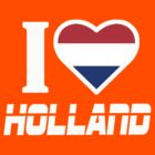 I LOVE HOLLAND by mcdba