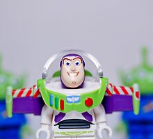 Play Time with Buzz Lightyear by scottseldon