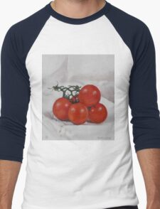 Tomatoes 2 Men's Baseball ¾ T-Shirt