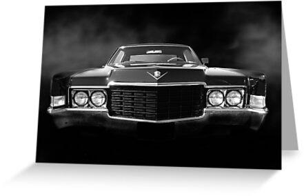 Cadillac by Steve Hunter