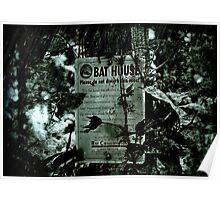 The Bat Conservatory Poster
