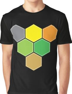 V for VICTORY (CATAN) Graphic T-Shirt