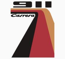 911 carrera by retroracing