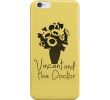 Vincent and the Doctor iPhone Case iPhone Case/Skin