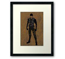 Adam Jensen Framed Print