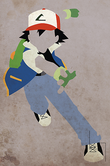 Ash Ketchum by jehuty23