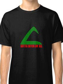 Ash Ketchum Logo Pokemon Classic T-Shirt