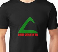 Ash Ketchum Logo Pokemon Unisex T-Shirt